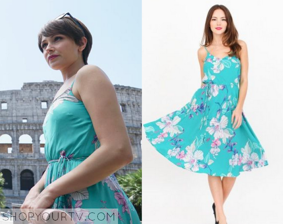 2x13 Chasing Life April Floral Maxi Dress
