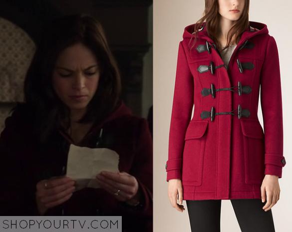 cat red coat