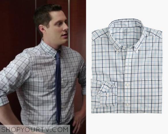 kevin grid shirt