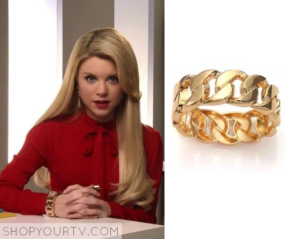 lauren chain bracelet