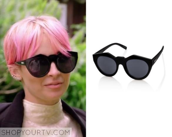 nicole black sunglasses