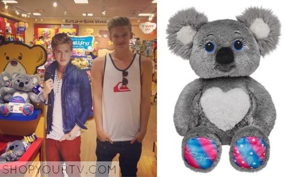 Cody Simpson Bear