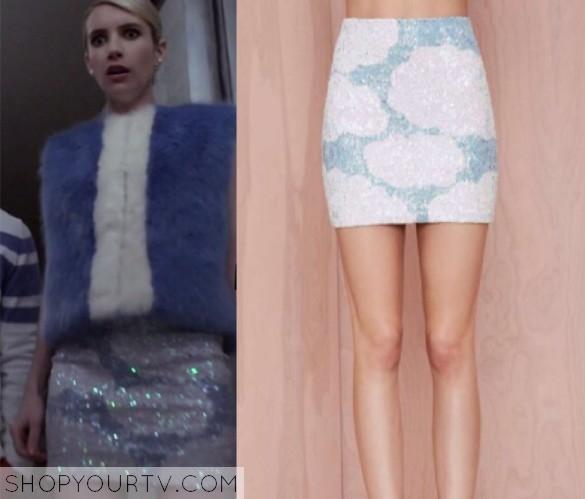 Chanel Oberlin's Cloud Skirt