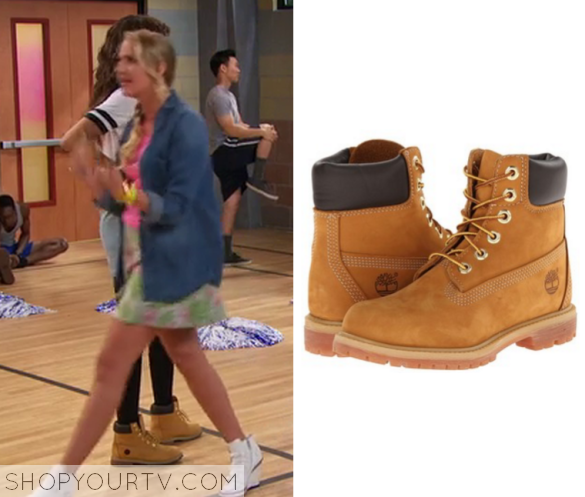 1x3 Zendaya Boots