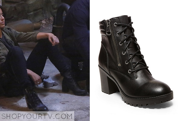 b82768b65e9 Agents of S.H.I.E.L.D.: Season 3 Episode 2 Daisy's Boots | Shop Your TV