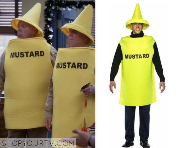 halloween mustard