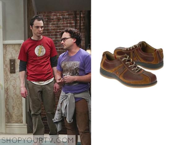 sheldon shoes