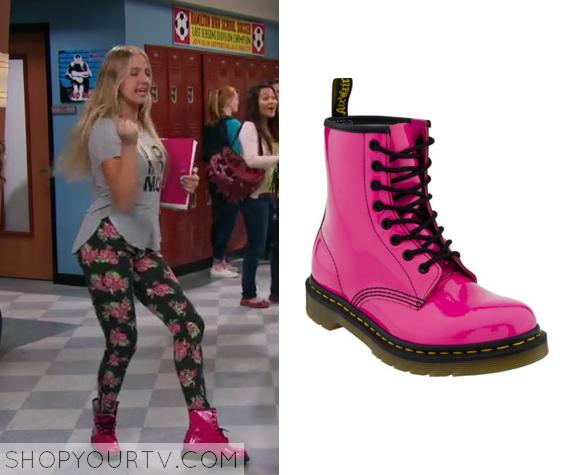 K C Undercover Season 1 Episode 5 Marisa S Pink Boots