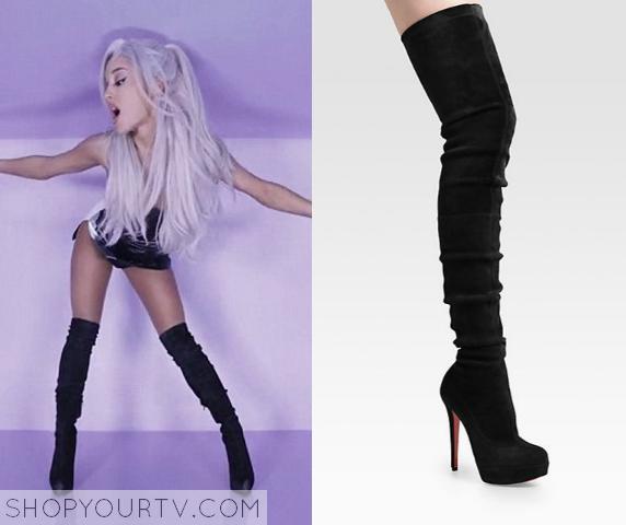 Ariana Grande Focus Louboutins
