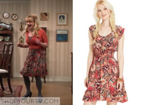 Big Bang Theory Season 9 Episode 7 Bernadette S Orange