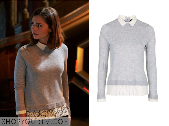 Would you wear... A lace sweater?