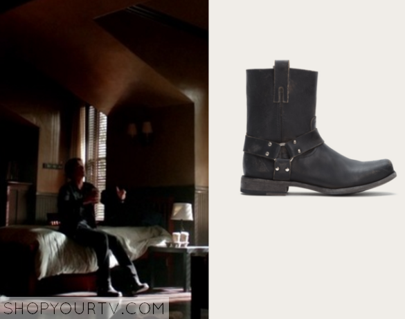damon leather boots