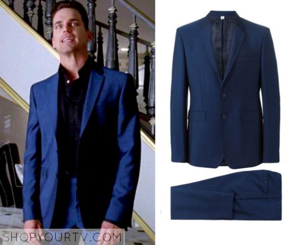 donovan blue suit