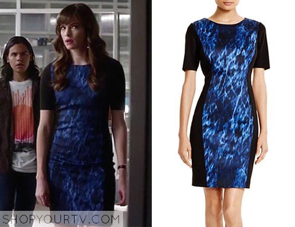 the flash 2x07 caitlin dress