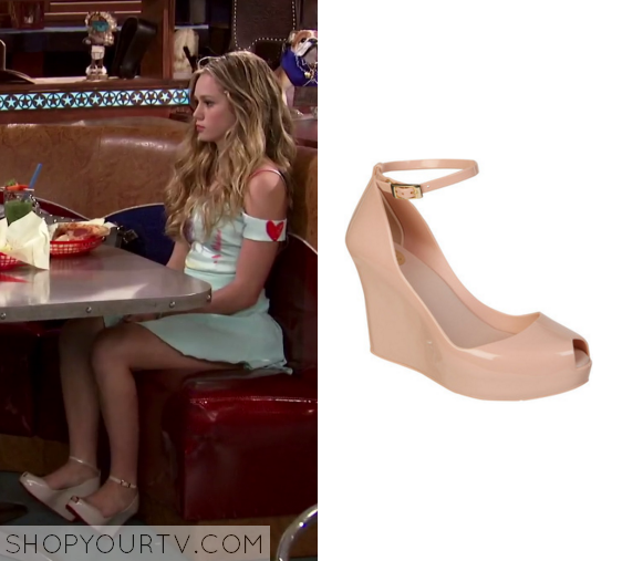 1x2 Bella and the Bulldogs Bella Nude Shoes