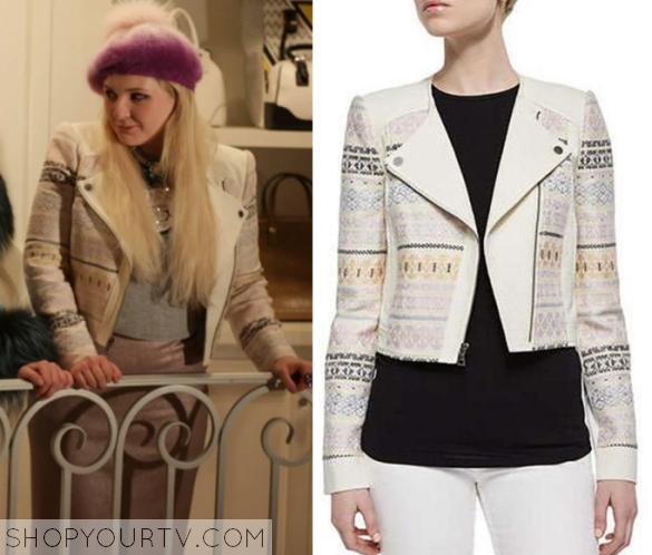 chanel 5 jacket