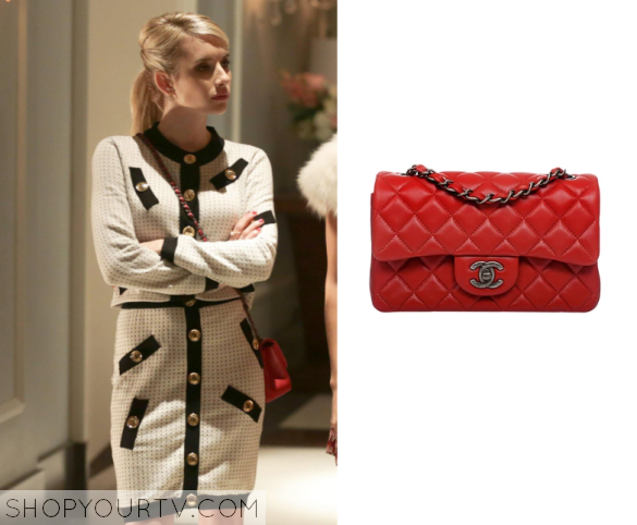 chanel re quilted bag