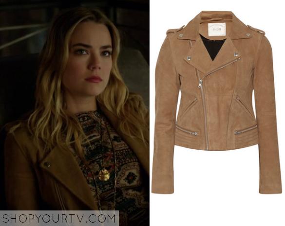 cody brown suede jacket