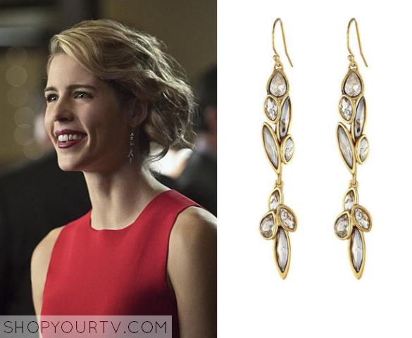 pics for gt arrow felicity earrings