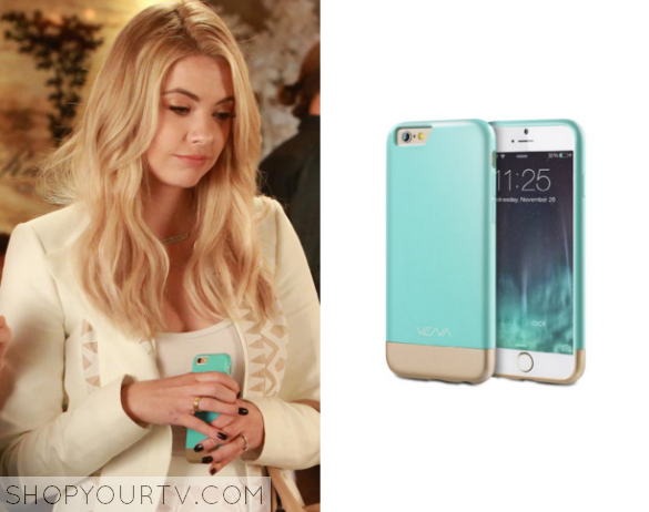 Pretty Little Liars: Season 6 Episode 11 Hanna's Blue Phone Case ...