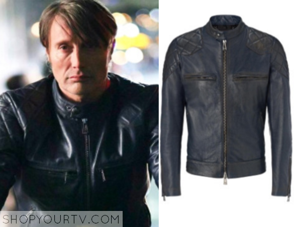 Hannibal Fashion, Clothes, Style and Wardrobe worn on TV