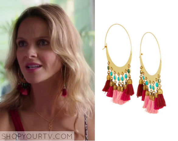 pheobe earrings