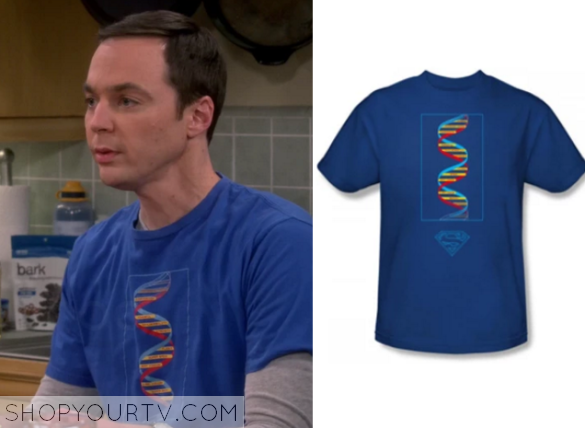 sheldon dna