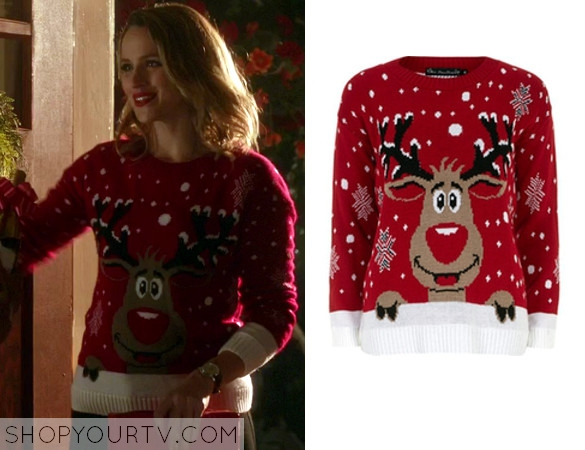 The Flash Season 2 Episode 9 Pattys Red Christmas Jumper Shop