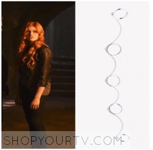 Shadowhunters: Season 1 Episode 3 Clary's 5 finger ring