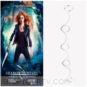 Shadowhunters: Season 1Promo Poster Clary's Five Finger Ring