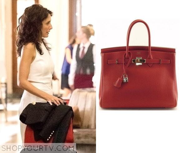 Abby Red Bag