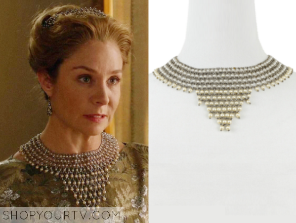 catherine pearl necklace
