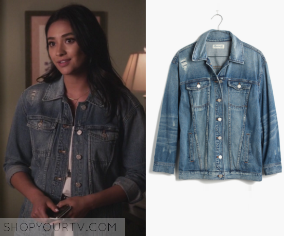 Shop Your TV: Pretty Little Liars: Season 6 Episode 12 Emily's ...