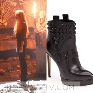 Shadowhunters: Season 1 Episode 2 Clary's Studded Boots