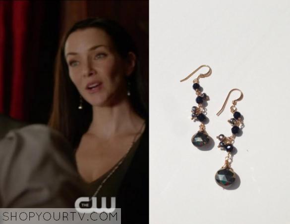 lily dangle earrings