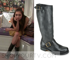 Girl Meets World: Season 2 Episode 16 Riley's Black Boots