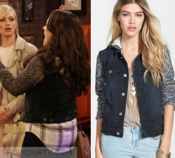 Fashion Style From 2 Broke Girls