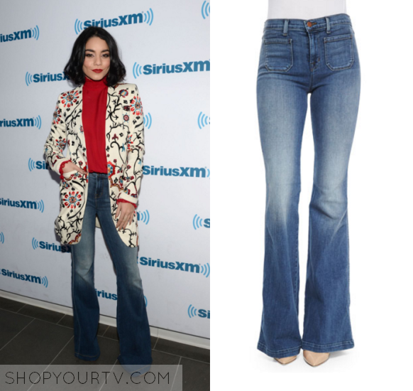 SiriusXM Studios: January 2016 Vanessa's Flare Jeans | Shop Your TV