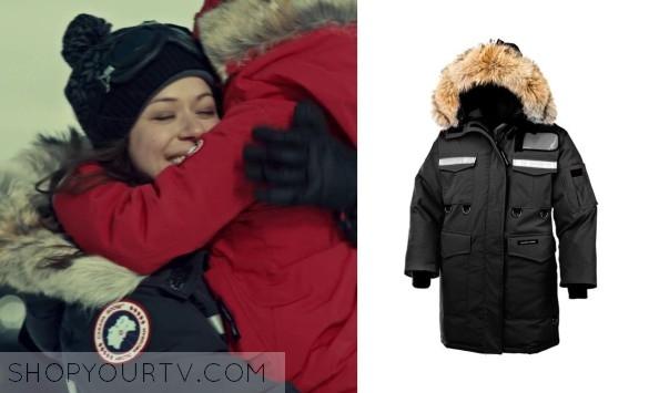 Canada Goose jackets sale authentic - Orphan Black: Season 3 Episode 10 Sarah's Parka  