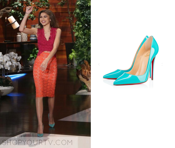 The Ellen Degeneres Show March 2016 Fashion Clothes Style And