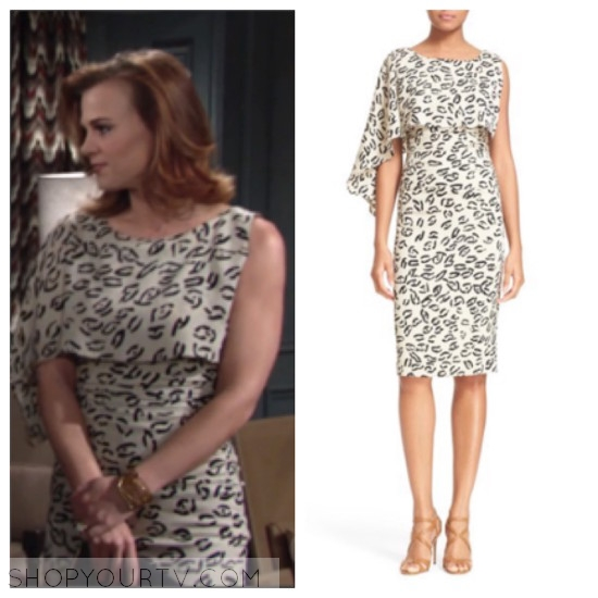 The Young And The Restless April 2016 Phyllis S Asymmetric Dress Shop Your Tv