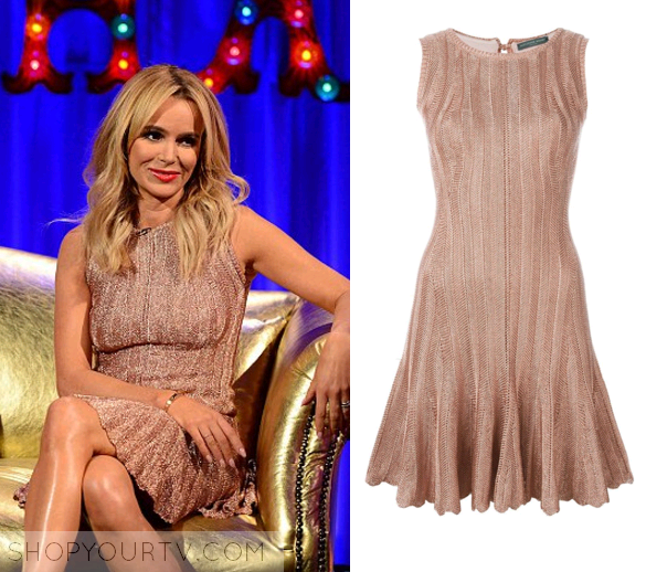Chatty Man Fashion, Clothes, Style and Wardrobe worn on TV