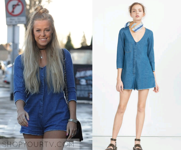 615a073f The Only Way is Essex Fashion, Outfits, Clothing and Wardrobe on ...