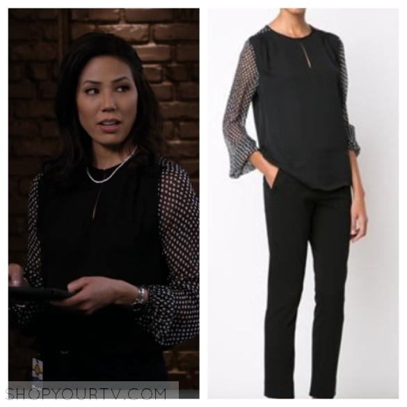 Angela Montenegro Fashion, Clothes, Style and Wardrobe worn