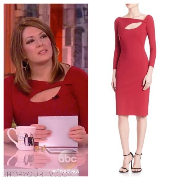 LA PETITE ROBE DI CHIARA BONI red dress
