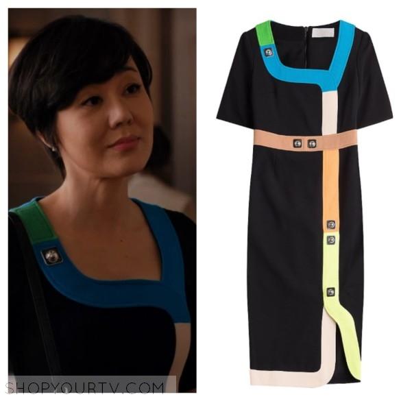peter pilotto multicolor dress