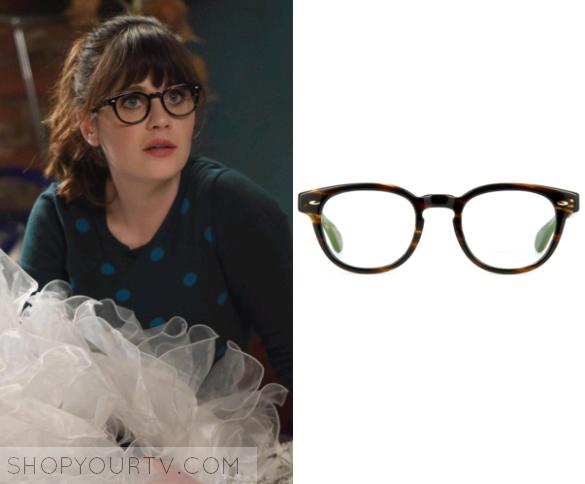 New girl jess glasses