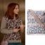 kimmy floral print bag