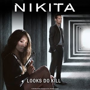 Nikita Season 4 Episode 5 Alex S Blue Printed Blazer Shop Your Tv
