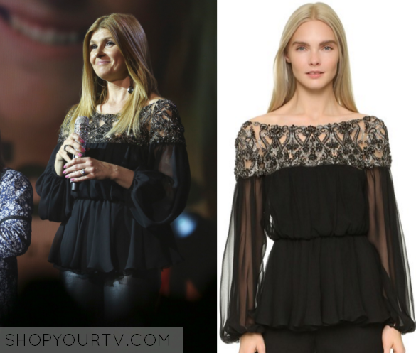 Rayna nashville style dress
